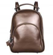 Женский рюкзак 1335, бронза