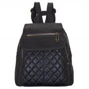 Женский рюкзак тал-0650, черный