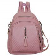 Женский рюкзак тал-0662, розовый