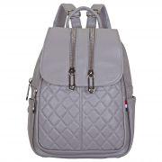Женский рюкзак тал-1332, серый