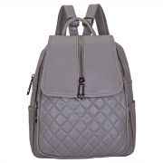 Женский рюкзак тал-1333, серый