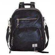 Женский рюкзак тал-8677, черный