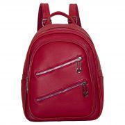Женский рюкзак тал-8710, красный