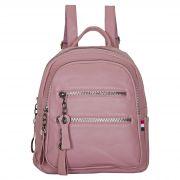 Женский рюкзак тал-т079, розовый