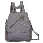 Женский рюкзак тал-т305, серый