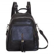 Женский рюкзак тал-Т3021, черный