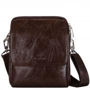 Мужская сумка L-55-1 (коричневый)