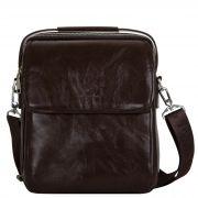 Мужская сумка L-61-4 (коричневый)