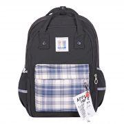 Молодежный рюкзак S122 черный