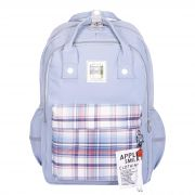 Молодежный рюкзак S122 голубой